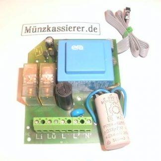 Münzkassierer.de Netzplatine Platine Beckmann EMS 100 Münzkassierer