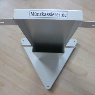 Münzkassierer.de Standfuß Fuß Ständer Copytron CTM 120 CTM 5000
