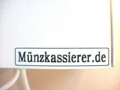 Münzkassierer.de Münzautomat mit Wertmünzen PD25 Wäschetrockner Waschmaschine