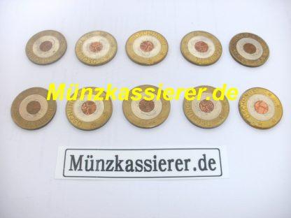 Münzkassierer.de Münzen Wertmarken Ø 26,8 x 2,2 mm. Münzkassierer
