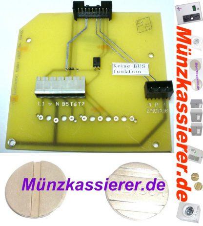 Beckmann Ems 335 EMS335 Münzautomat Netzplatine-www.münzkassierer.de-1