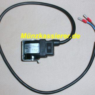 Münzkassierer.de Münzautomaten.com Magnetventil Dusche 12 Volt 50 - 60 Hz