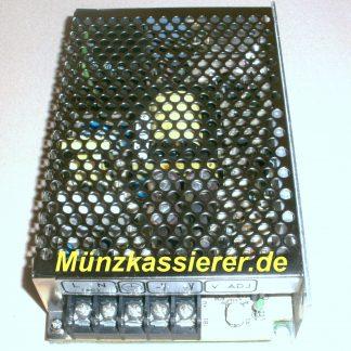 Münzkassierer.de Münzautomaten.com SI Steuerung SI Elektronik Netzteil Trafo MW MEAN WELL S-60-12