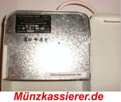 Münzkassierer.de Münzkassierer Münzgerät f. KFZ Hebebühne SAUNA 1€ Einwurf 3