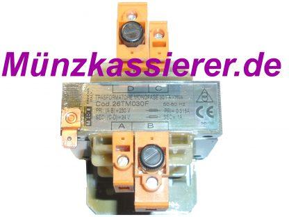 TRAFO Transformator Netzteil 230VAC 24VAC 30VA 75VA Kleinspannung Hutschiene