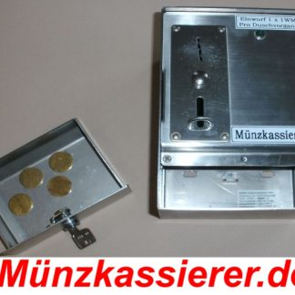 Münzkassierer DUSCHE Duschmünzer Münzkassierer.de Preiswerte Duschmünzer (4)
