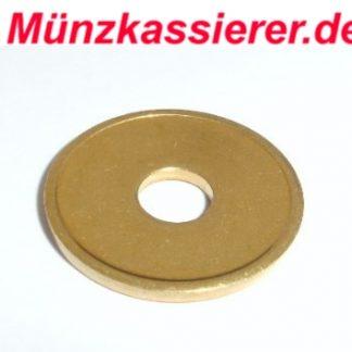 10 x Wertmarken Jetons Token Duschmarken Wh Münzprüfer Ø 21 x 2,2mm (2)