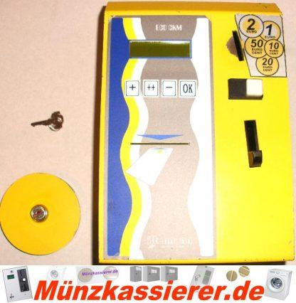 Münzkassierer Münzschalter Solarium Chipkarten Gerät ITTERMANN ECO CKM-Münzkassierer.de-1