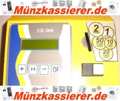 Münzkassierer Münzschalter Solarium Chipkarten Gerät ITTERMANN ECO CKM-Münzkassierer.de-2