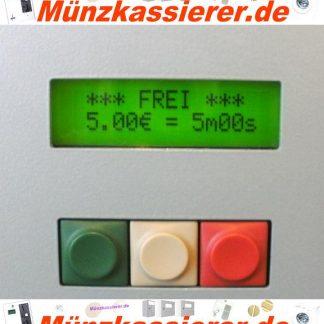 BECKMANN EMS 335 MÜNZAUTOMAT MÜNZKASSIERER-Münzkassierer.de-8