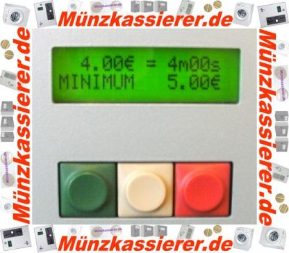 BECKMANN EMS 335 MÜNZAUTOMAT MÜNZKASSIERER-Münzkassierer.de-9