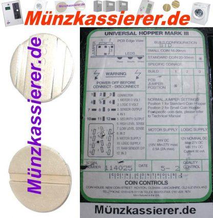 Münzhopper Hopper Mark 3 Holtkamp SunCash-www.münzkassierer.de-1