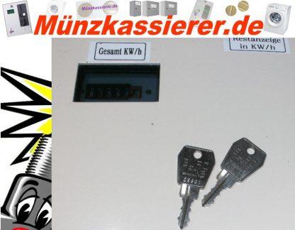Münzkassierer Kassierautomat mit Stromzähler 230Volt-Münzkassierer.de-8