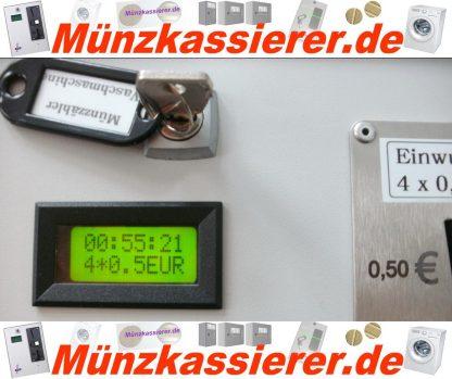 Münzschalter NZR 0215 Münzkassierer 50Cent-Münzkassierer.de-1