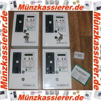 4 Stück Münzkassierer f. Waschmaschine incl. Kundenkarten-Münzkassierer.de-13