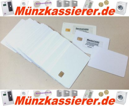4 Stück Münzkassierer f. Waschmaschine incl. Kundenkarten-Münzkassierer.de-17