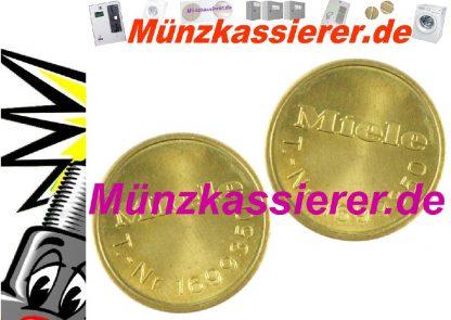 Münzkassierer 5 x orig. MIELE WERTMARKEN T 1699350-Münzkassierer.de-7