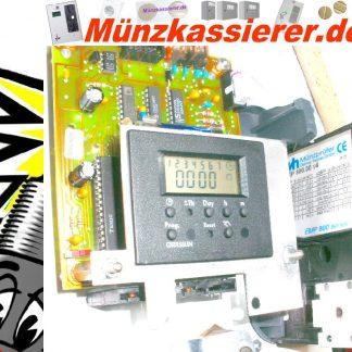 Uhr Zeitschaltmodul Grässlin 001016224 für IHGE MP3000-Münzkassierer.de-0