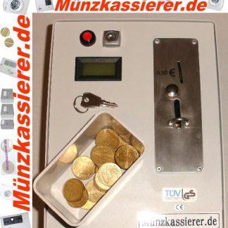 Münzautomat Waschmaschine Türöffner