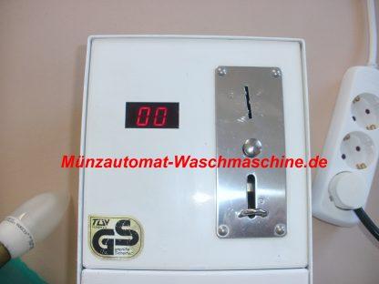 Münzautomat Wäschetrockner Waschmaschine Wertmarken PD25 WM25